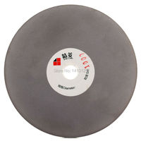5 Inch 125mm Grit 1000 Fine Electroplated Diamond Coated Flat Lap Disk Grinding Polishing Wheel Lapidary