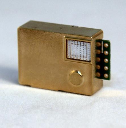1 PCS módulo MH-Z19 infravermelho sensor de co2 para co2 monitor de Frete grátis novo estoque de melhor qualidade