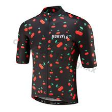 2019 New Morvelo Mens short sleeve cycling jerseys pro team Bike Clothing shirts MTB Quick dry Bicycle Wear Ropa Ciclismo Hombre недорго, оригинальная цена