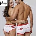 Venta caliente nueva alta calidad barata de marcas mr amantes cortocircuitos de los boxeadores de los hombres de moda sexy underwear mans tamaño grande body undepants