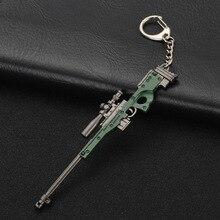 Брелок для ключей,, PUBG FPS, игра, игрок, неизвестная битва, 3D брелок, оружие, есть курица, игра, сегодня, мужская, автомобильный брелок