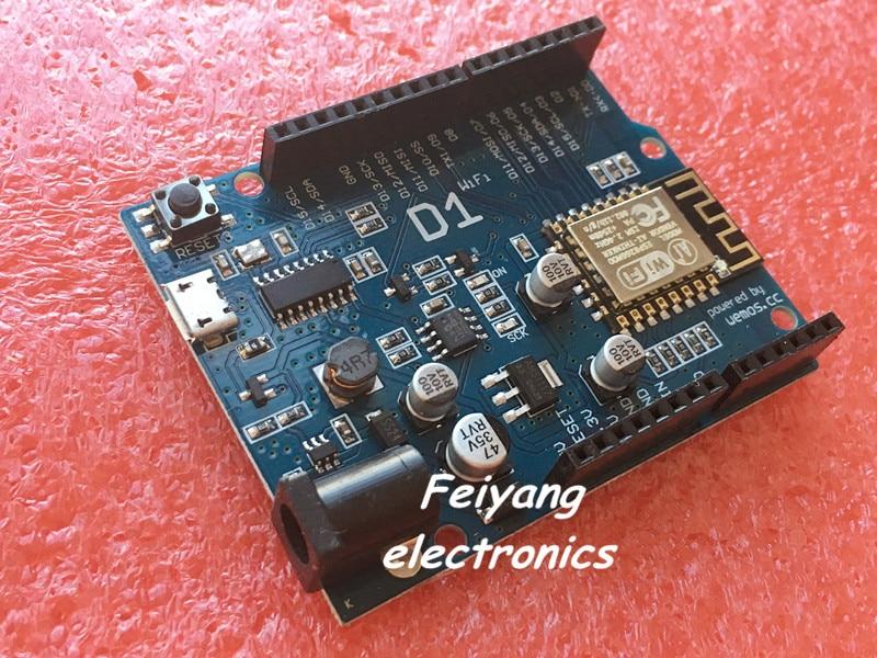 Smart Electronics ESP-12F WeMos D1 WiFi s