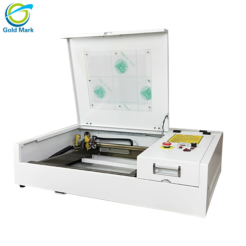 Hot Sell 50W TS4040 Laser Engraving Machine CO2 Laser Cutter, DIY Laser Marking Machine Cnc With CE Certificate