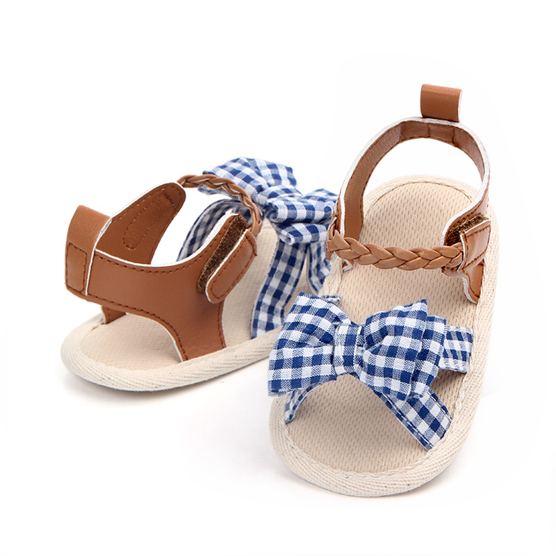 Baby Girl Shoes Cotton Soft Sole Infant Shoes Newborn Baby Girls Summer Shoes Toddler First Walker Shoes Baby Mocassins