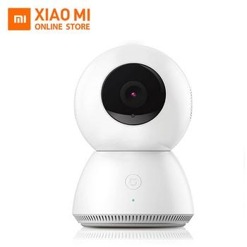 100% Original Xiaomi MiJia CCTV 1080P 360 Degree Home Panoramic WiFi Camera Motion Detection Night Vision  IR filter 4X Zoom