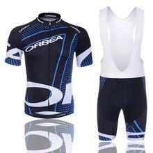 2015 NEU! ORBEA Radtrikot Jersey Ropa De Ciclismo Maillot Radfahren Kleidung Set Bike Wear Gel Pad Atmungs
