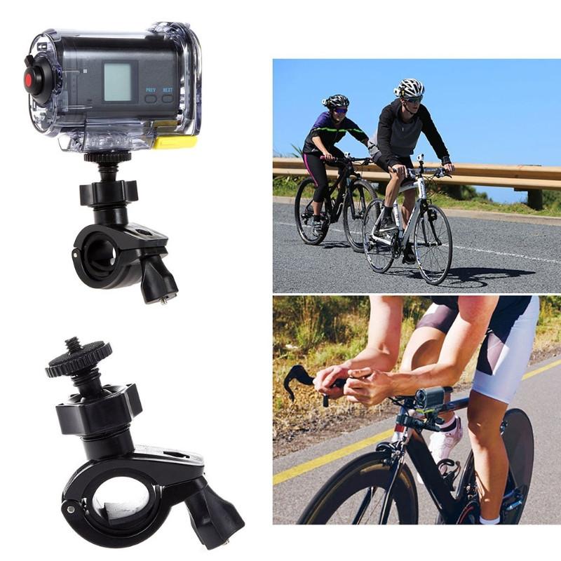 Bike Bracket Bicycle Mount Holder for Bluetooth Speakers GoPro Hero Camera ...
