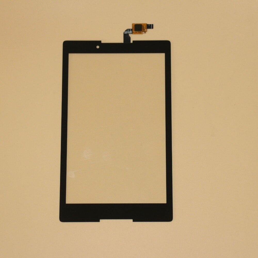 Galleria fotografica kodaraeeo For Lenovo Tab 2 A8-50 A8-50F A8-50LC Touch Screen Digitizer Glass Sensor Panel Replace Black