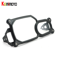 KEMiMOTO For BMW Headlight Guard Protector For BMW F800GS F700GS F650GS Twin 2008 On Motorcycle Accessories