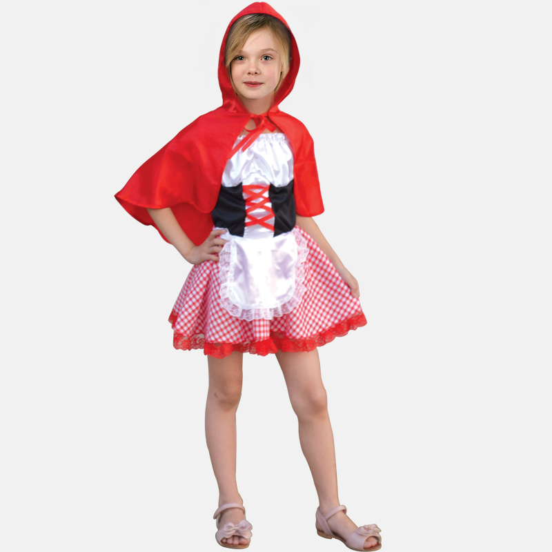 Free shipping Women cosplay anime paternity mother of women over Meng cute Little Red Riding Hood Halloween Stage Set