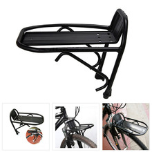 2018 Aluminum Alloy MTB Bike Bicycle Luggage Rack Front Rack Bicycle Carrier Panniers Bag Shelf Cycling Bike Stand Accessories rockbros aluminum alloy mtb bike bicycle rack quick release carrier rear luggage cycling shelf bracket for disc brake bike