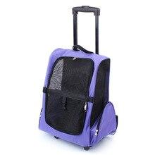 Cat Travel Tote Bag Air Box