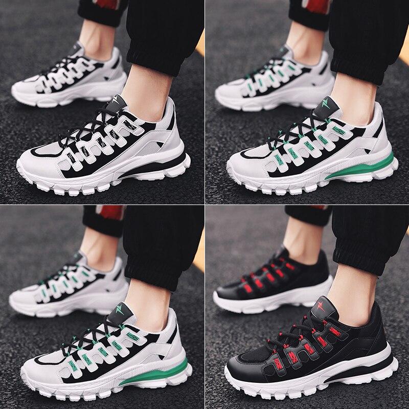 US $23.74 5% OFF|Original Men Running Sport Trainer Deportiva 270 Height Increasing Walking Race Runners 87 Sport 90 Shoes Max Size 44 Sneaker in