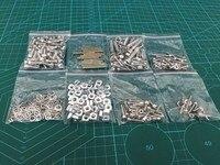 Horizon Elephant Delta Kossel K800 3D Printer Fix Screw Nut Washer Metric Hardware Kit Nuts Washers