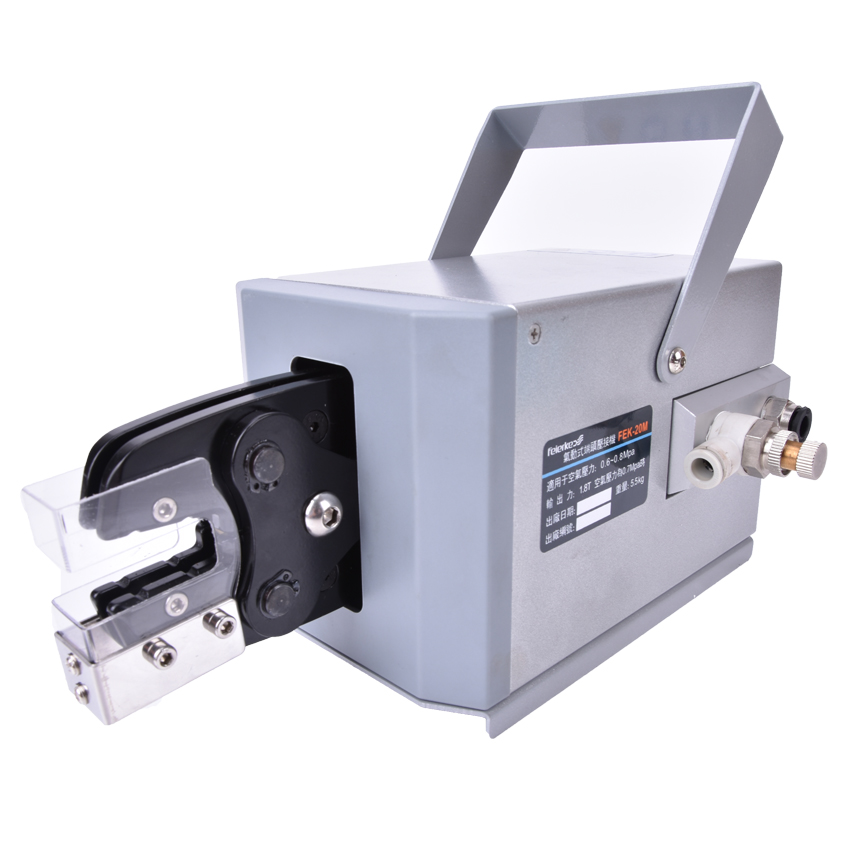 FEK-20M Pinze a crimpare pneumatiche Tipo Piegatore per macchina per - Utensili elettrici - Fotografia 5