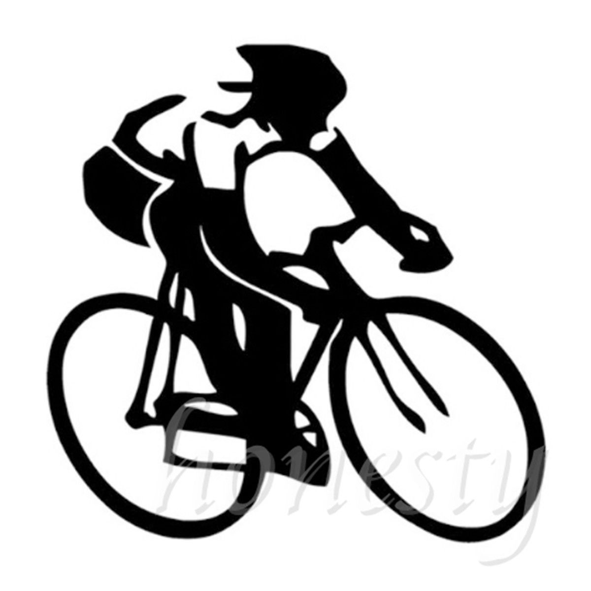 Stickers Cycling Sport PromotionShop For Promotional Stickers - Cycling custom vinyl decals for car