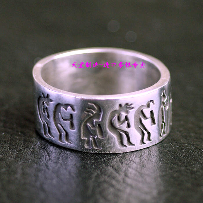 Thailand imports, Indian sacrifice 925 sterling silver ring pattern анна керн муза а с пушкина amorfati рипол классик