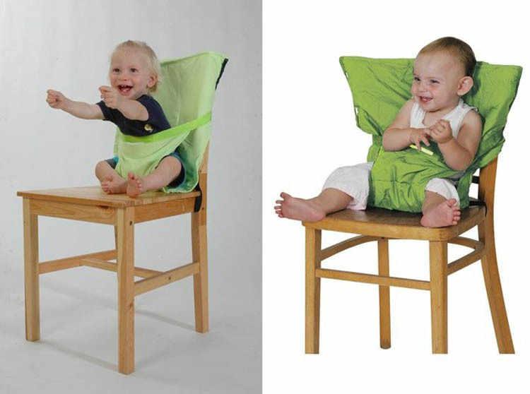 เด็กทารกแบบพกพาเก้าอี้เก้าอี้รับประทานอาหารสินค้าอาหารกลางวันเก้าอี้/เข็มขัดนิรภัยเพื่อความปลอดภัยอาหารเก้าอี้สูงHarnessเก้าอี้เด็กที่นั่ง