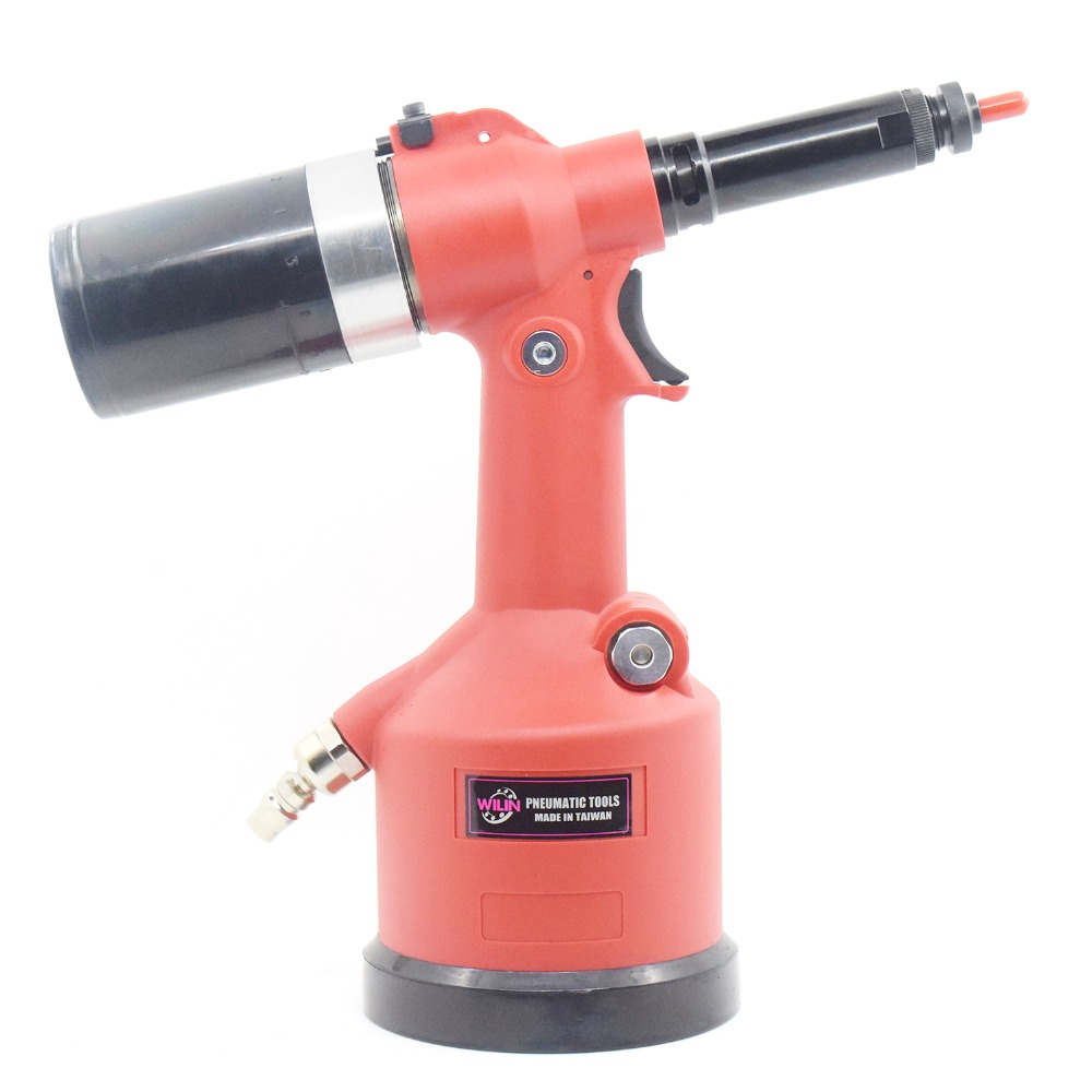Image 4 - Pneumatic tools industrial level automatic air hydraulic rivet nut tools M3 M12 mm 0611K riveter  reviting machinepneumatic toolshydraulic riveterair hydraulic riveter -