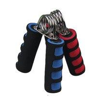 Spring Hand Grip Finger Strength Exercise Sponge Forearm font b Health b font Builder free shipping