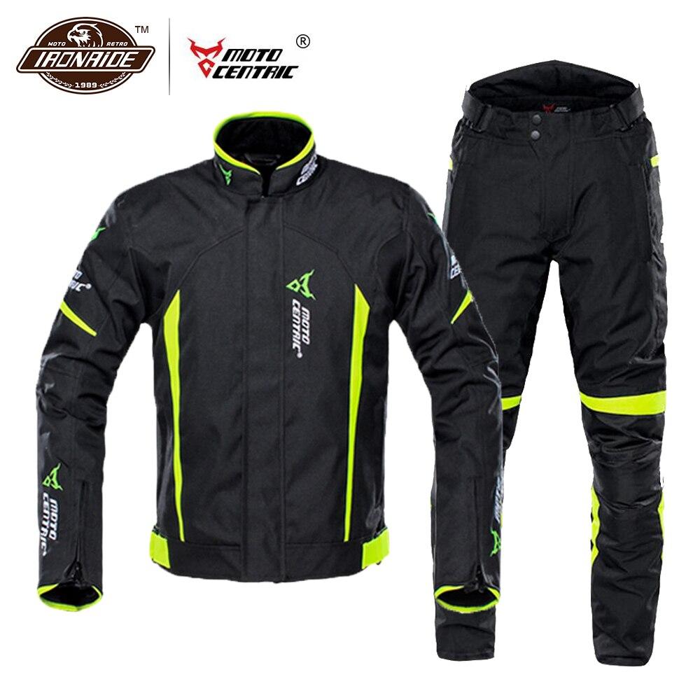 Veste de Moto pour hommes motocentriques veste de Moto armure de corps imperméable course Jaqueta Chaqueta veste de Motocross Moto