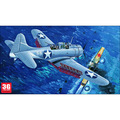 [Model] trumpeter  02244 SBD-3 fearless dive bombers Midway Commemorative Edition
