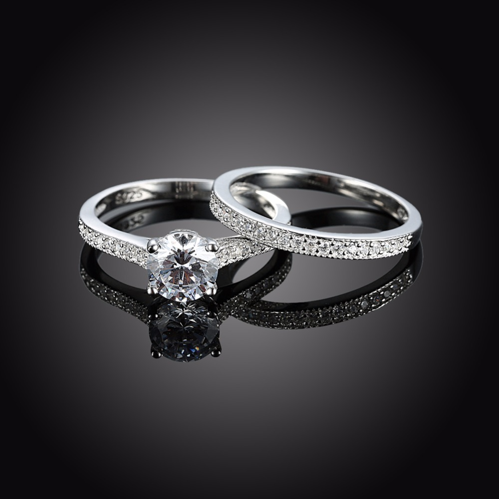Classic 100% Real Pure 925 Sterling Silver Ring,s925 Party
