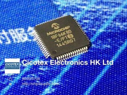 Цена PIC18F66K80-E/PT