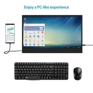 Image 3 - Elecrow LCD Display 13.3 inch Portable USB C Monitor Non touchscreen 1920*1080P HDMI Type C Design Screen for Raspberry Pi