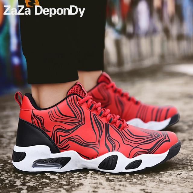 8d04307c Мужские высокие кроссовки дешевые Баскетбольные кеды открытый дыхания  воздух Подушки мужской спорт корзина Ботильоны Jordan Обувь