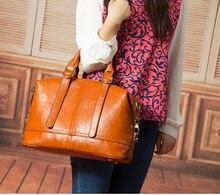 Designer Berühmte marke handtasche Weiblichen leder Reise Handtaschen fashion Damen messenger bags Casual schulter Business-tasche