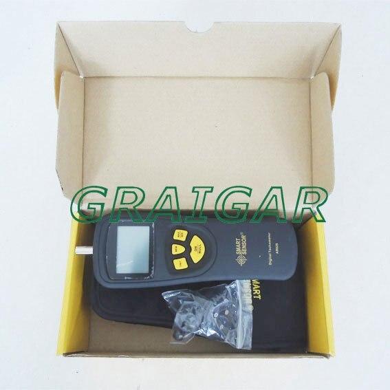 Capteur intelligent AR925 0.5 ~ 19999 tr/min Contact tachymètre numérique - 3