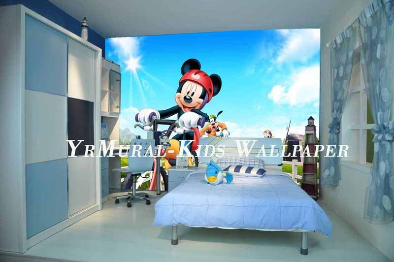 kids room wallpapers in wallpapers from home improvement on rh aliexpress com Wallpaper for Room Decoration Wallpaper for Room Decoration