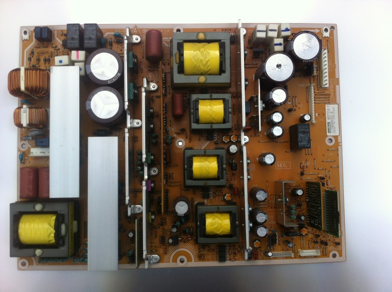 P50A01A P50A101CM power panel TA7802027 A MPF7718 PCPF0164 is used 42pfl9509 power panel 2300kpg109a f is used