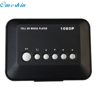 OMESHIN Factory Price HD 1080P USB Hard Drive Upscaling Multi Media Player MKV AVI RMVB 60401