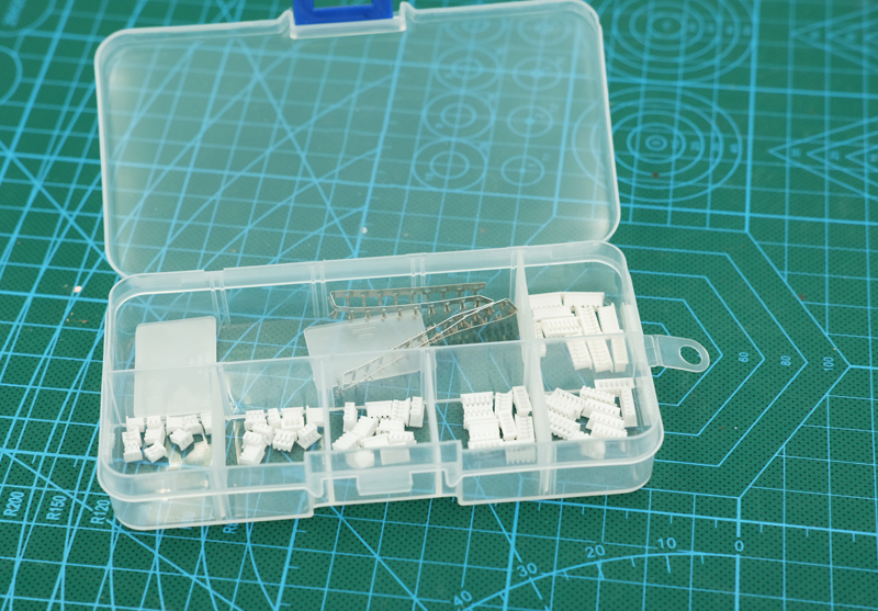 Box set of 1.25mm Connector for RC model Pixhawk/PX4/apm2.x/CC3D/miniapm GPS connections