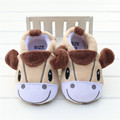 Baby Boy Shoes Soft Cartoon Cow Baby Girl Shoes Toddler Newborn Slippers Crib First Walkers chinelo infantil scarpe neonati