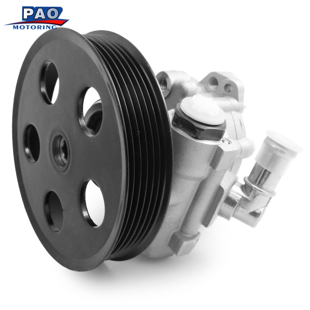 дефект рулевого управления ауди а4 - PAO MOTORING New Power Steering Pump Fit For AUDI A4 Avant QUATTRO 1.6 1.8 2.0 2.4 OEM 8E0145153H 8E014515H 8E014153