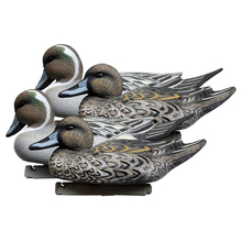 4 Pcs Duck Decoy Hunting Decoys Duck Hunting Plastic Duck Hunting Decoys Pintail drake 3D Simulation Bait Garden Pool Decoration xilei wholesale spain hunting duck decoys remote control 6v mallard drake decoy plastic bird decoy with magnet spinning wings