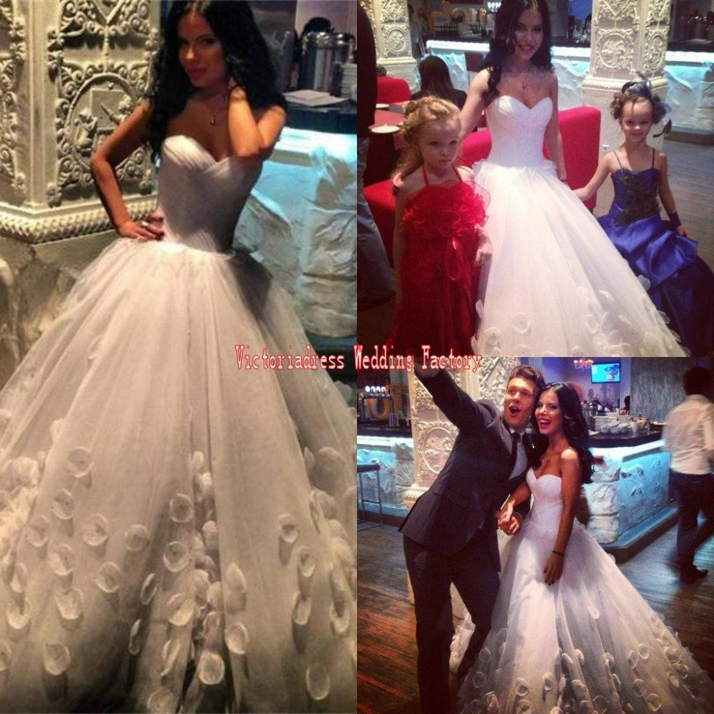 Popular victorian wedding dresses buy cheap victorian wedding - Vestido De Noiva 2017 Cheap Princess Ball Gown Wedding Dresses Backless Sweetheart Flora Plus Size Victorian