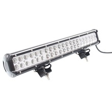 20 Inch 126W CRE  LED Work Light Bar Alloy Spot Flood Combo Diving Offroad 4WD Boat