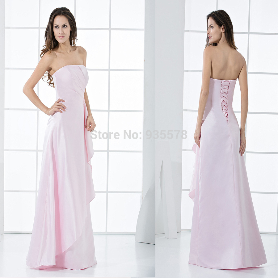 Simple And Elegant White Satin Sweetheart With Jacket: Evening Dresses Elegant Simple Long Satin Dress A Line