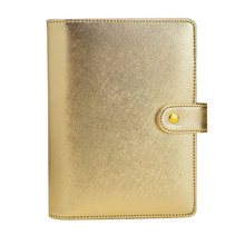 2019 Lovedoki Notebooks and Journals Original A5& A6Size bullet Journal Notebook Diary Hand Books Native Silver & Golden