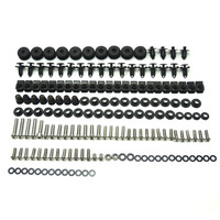 KEMiMOTO R6 Motorcycle Complete Full Set of Fairing Bolts Bolt Kit Body Screws For Yamaha YZF R6 2006 2007 R6