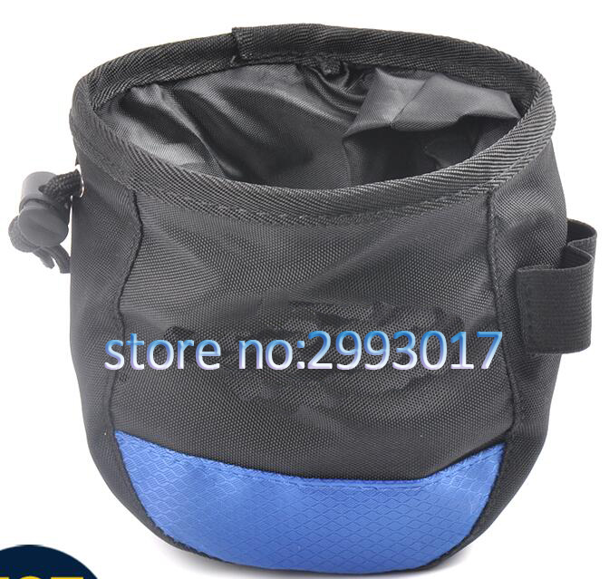 1pc New High Quality Achery Accessaries Pocket Carrying With Waist Bum Quiver Or Release Pouch Chalk Bag Gift Free Shipping