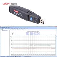 UNI TUSB Data Logger Temperature Humidity Record Meter Thermometer Hygrometer termometro digital weather station Diagnostic tool