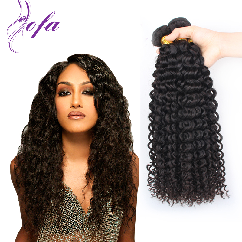 3 Bundles Of Virgin Brazilian Hair Deep Wave 10a Grade Remy