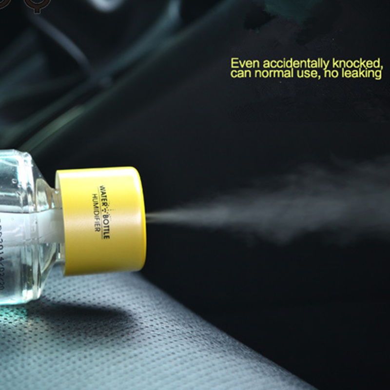 Draagbare mode thuiskantoor auto USB luchtbevochtiger aromatherapie - Huishoudapparaten - Foto 1