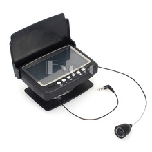 Eyoyo Original 15M 1000TVL Fish Finder Underwater Ice Fishing Camera 4.3″ LCD Monitor 8 LED Night Vision Camera For Fishing