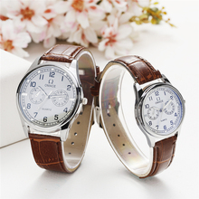 New Fashion Couple Watch Montre homme Reloj mujer  For Lovers Men Women Watches Relogio feminino masculino Bayan kol saati Clock